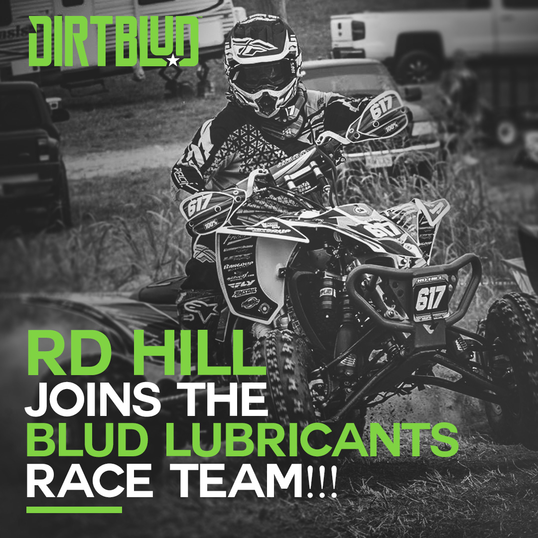 RD Hill Is A Racer In The OXCR Series.