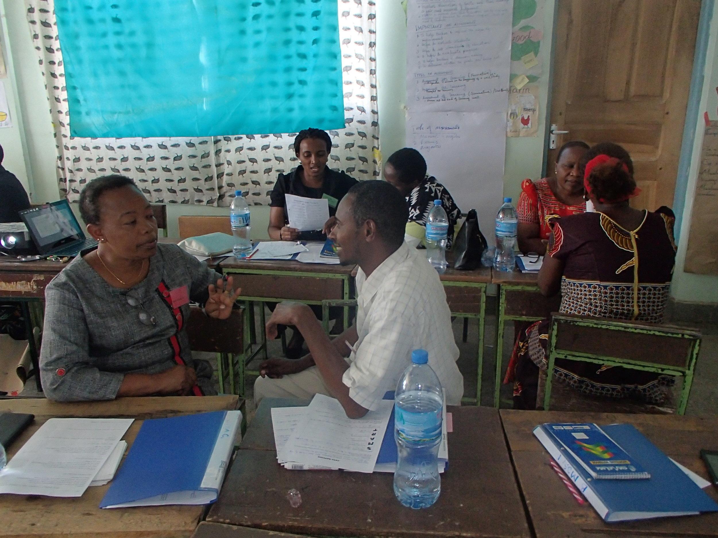 2019 Teacher Mentoring Training Workshop. Practicing mentoring conversations.
