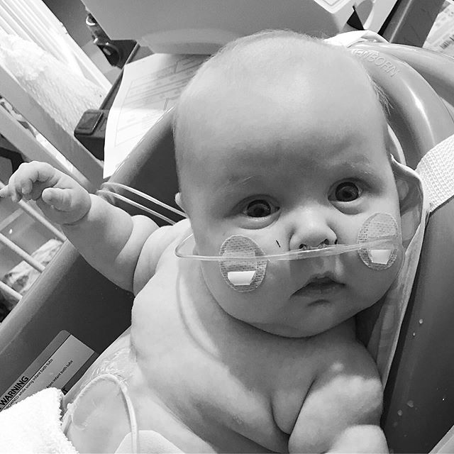 Today you graduate from the NICU. I can't even begin to explain my emotions right now. I'm so damn proud of you and how much you've grown since day one. You've beat the odds, surprised the doctors and have grown so well that you're known in the NICU for your cute, chubby rolls and adorable personality! You're literally a little miracle. You're able to play in your bed by yourself for long periods of time without needing mommy, just kicking those legs and looking around the room. You talk all the time with your little grunts and coos. You're mesmorized by people's faces and movements. You like to hold toys and are learning to play with your own hands. But the greatest thing you do now is smile big. Despite all of the surgeries, procedures, assessments, needle pokes, and medications, you are able to show us that you are happy. That you're not letting any complications bring you down. That you're just a baby and you're handling life with grace and strength. And that makes all of this worth it. You are the strongest person I know and I get butterflies when I think about how lucky I am that you're mine. . I'm not going to lie, I'm scared to leave the familiarity and comfort of the NICU, our home away from home. But I know you'll treat this transfer with bravery because you were born brave. Mommy may need a little adjusting, but with you by my side, I know we can do this together. You've got this baby boy! Keep fighting and showing us what you can do! Cheers to moving on up to the Nephrology floor with the other kidney kiddos! Let's do this! 🧡🎉 . #rowanlance42619