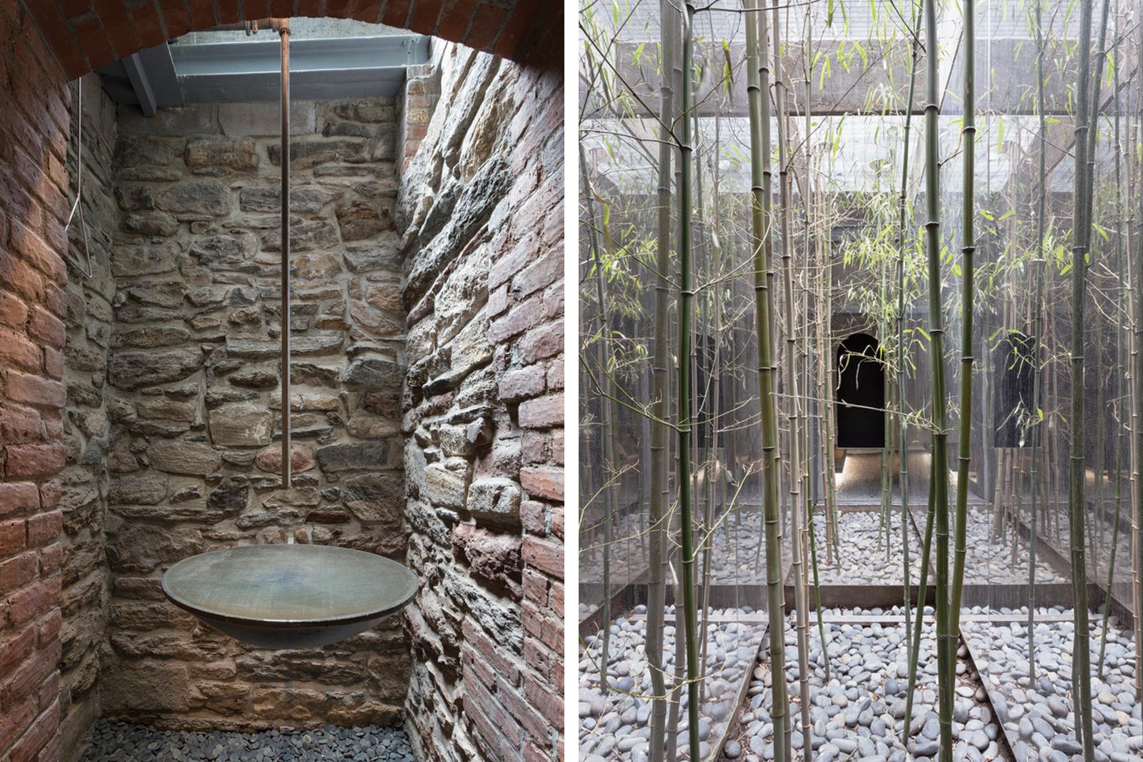 12-Cai Guo Qiang Studio-water-basin-bamboo-vault.jpg