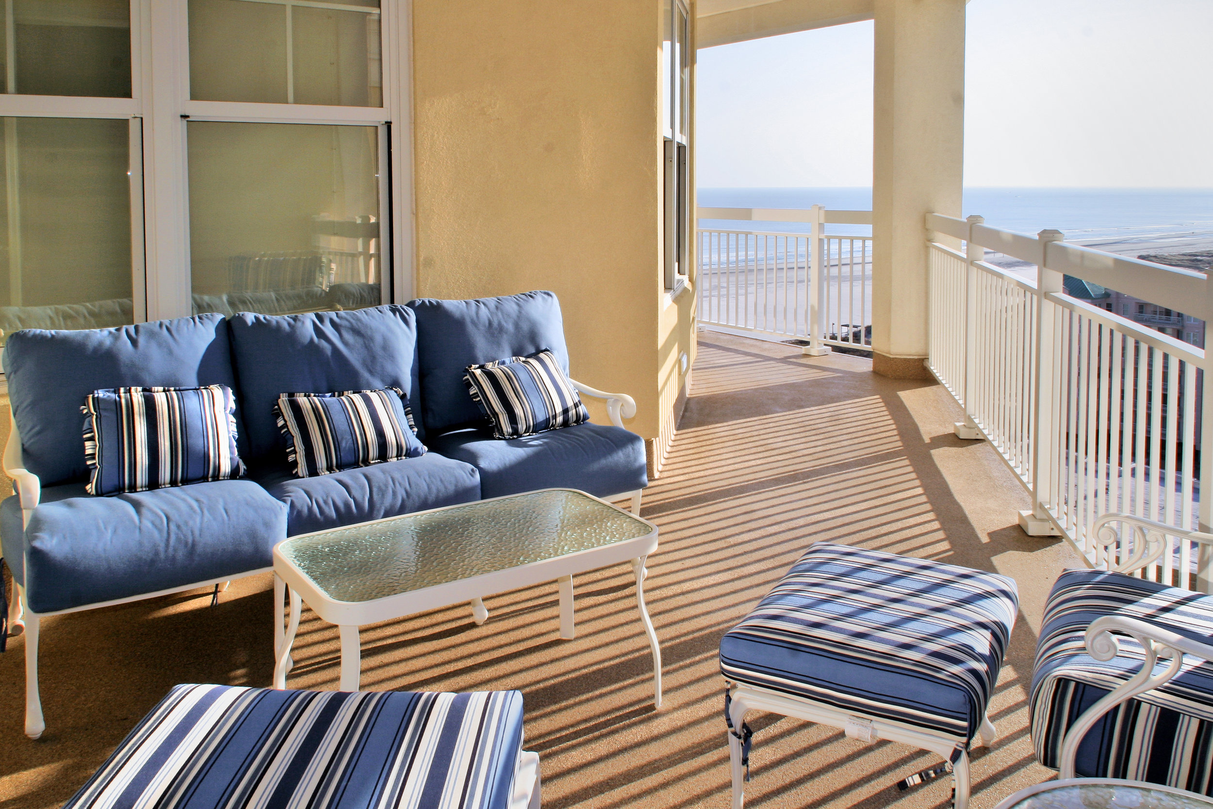 grand diamond beach veranda deck patio view