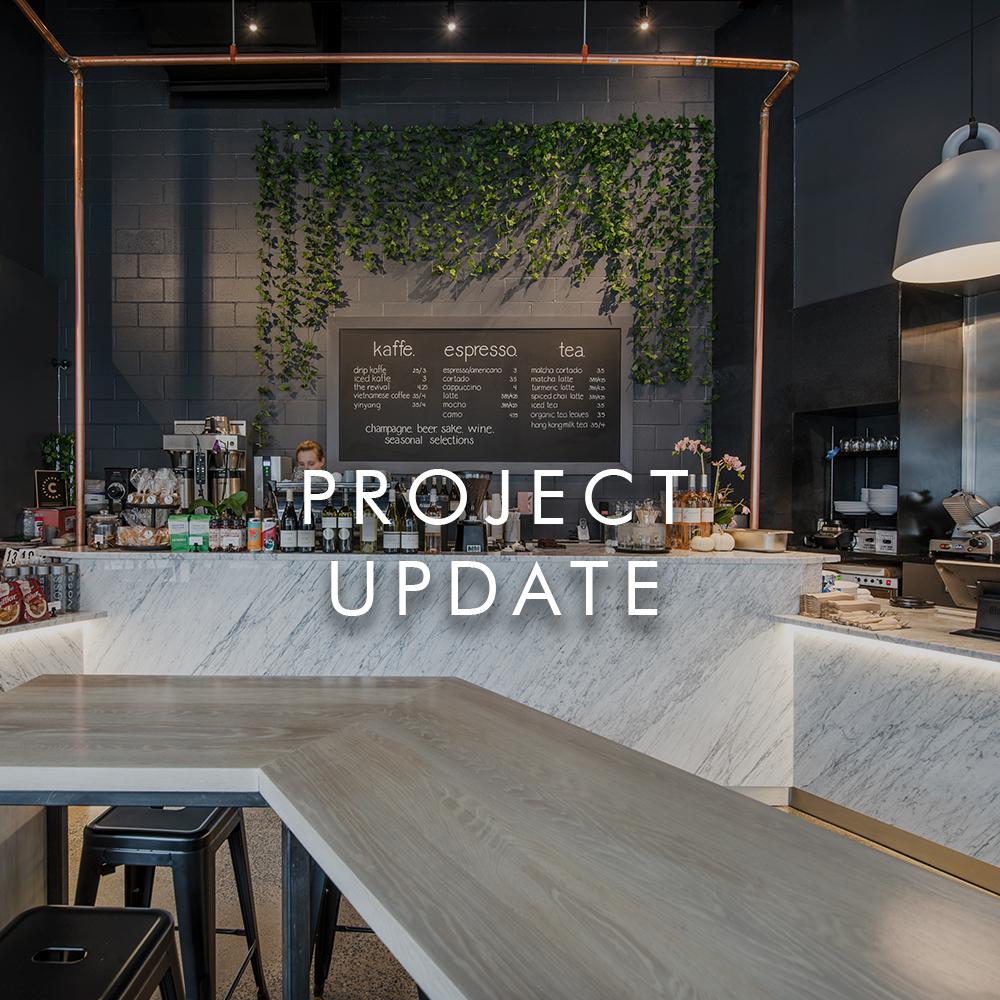 Vester Cafe Opening