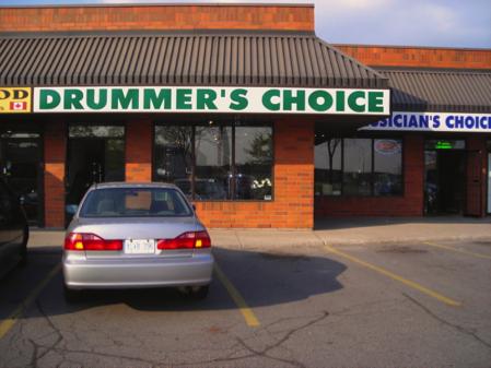 Drummer's Choice, 2008 (by Joe Iannuzzi)