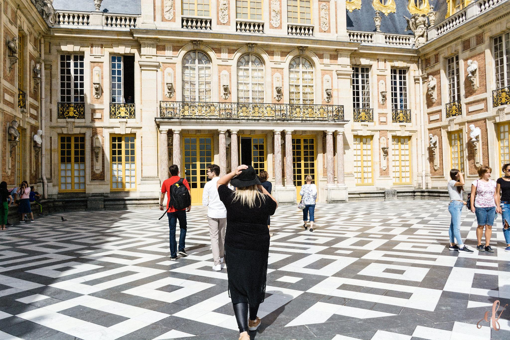 Paris France, Palace du Versailles