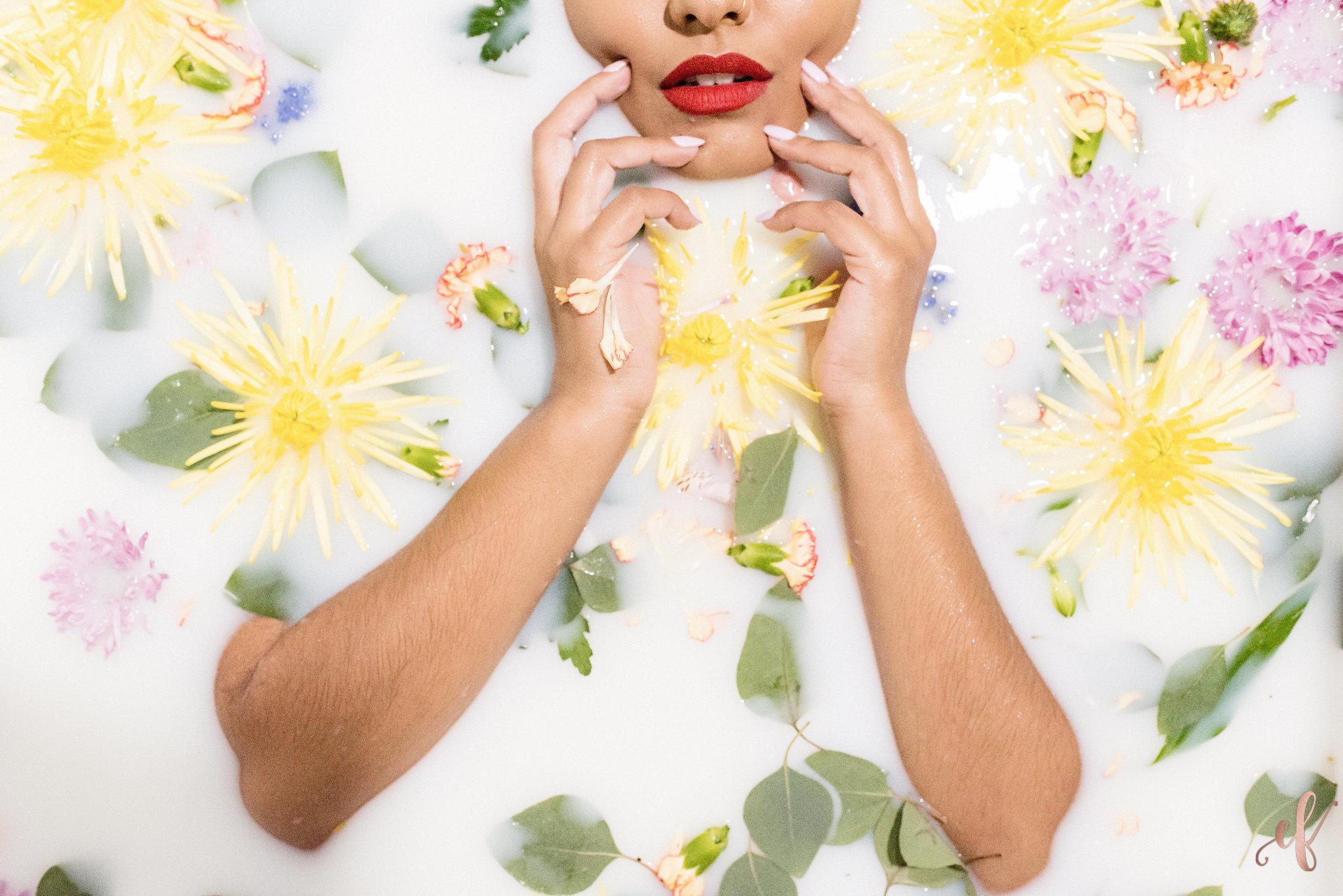 Creative boudoir photo shoot | san diego | Flawless Boudoir