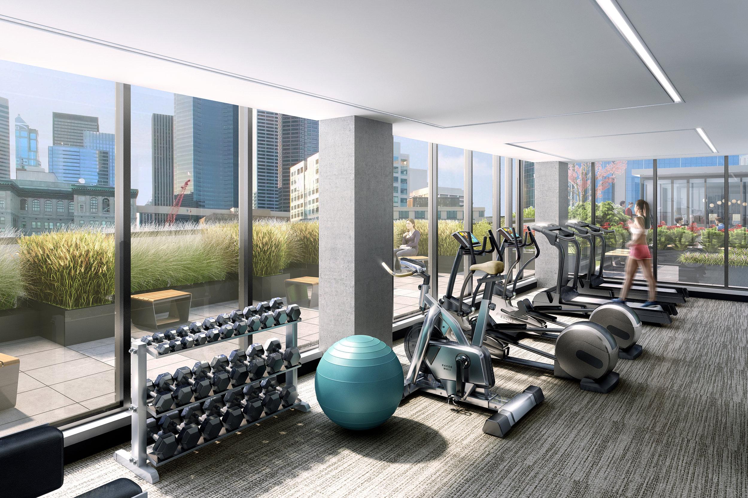 koda seattle fitness center