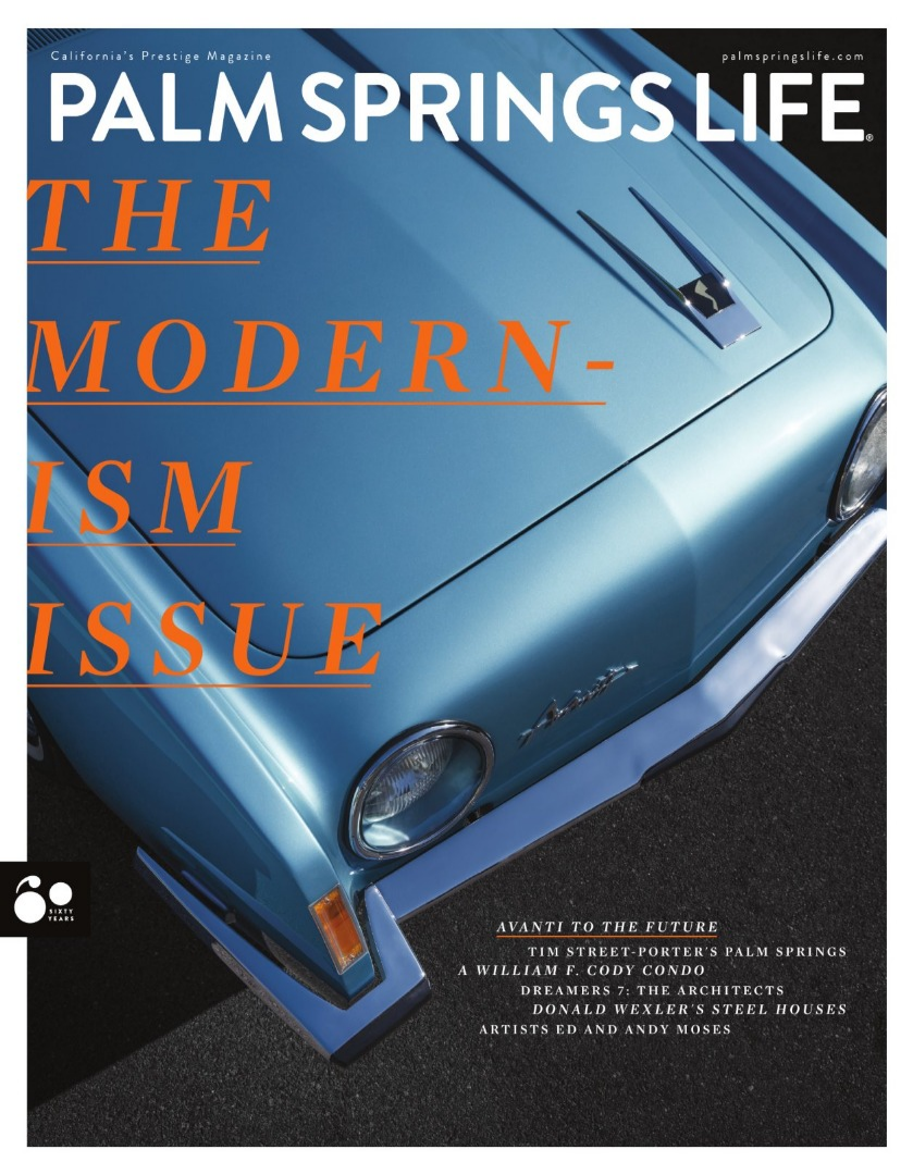 PSL The Modernism Issue February 2018