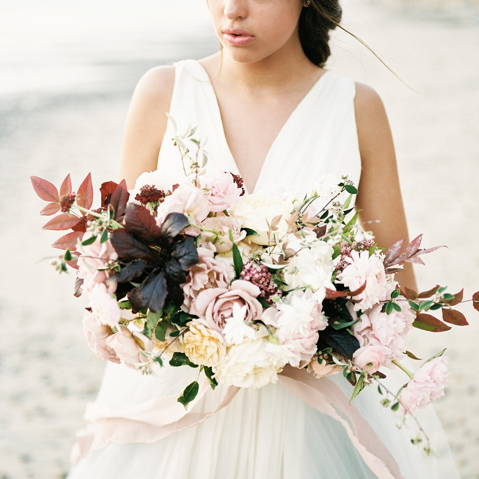 Beach Bridal, la Jolla