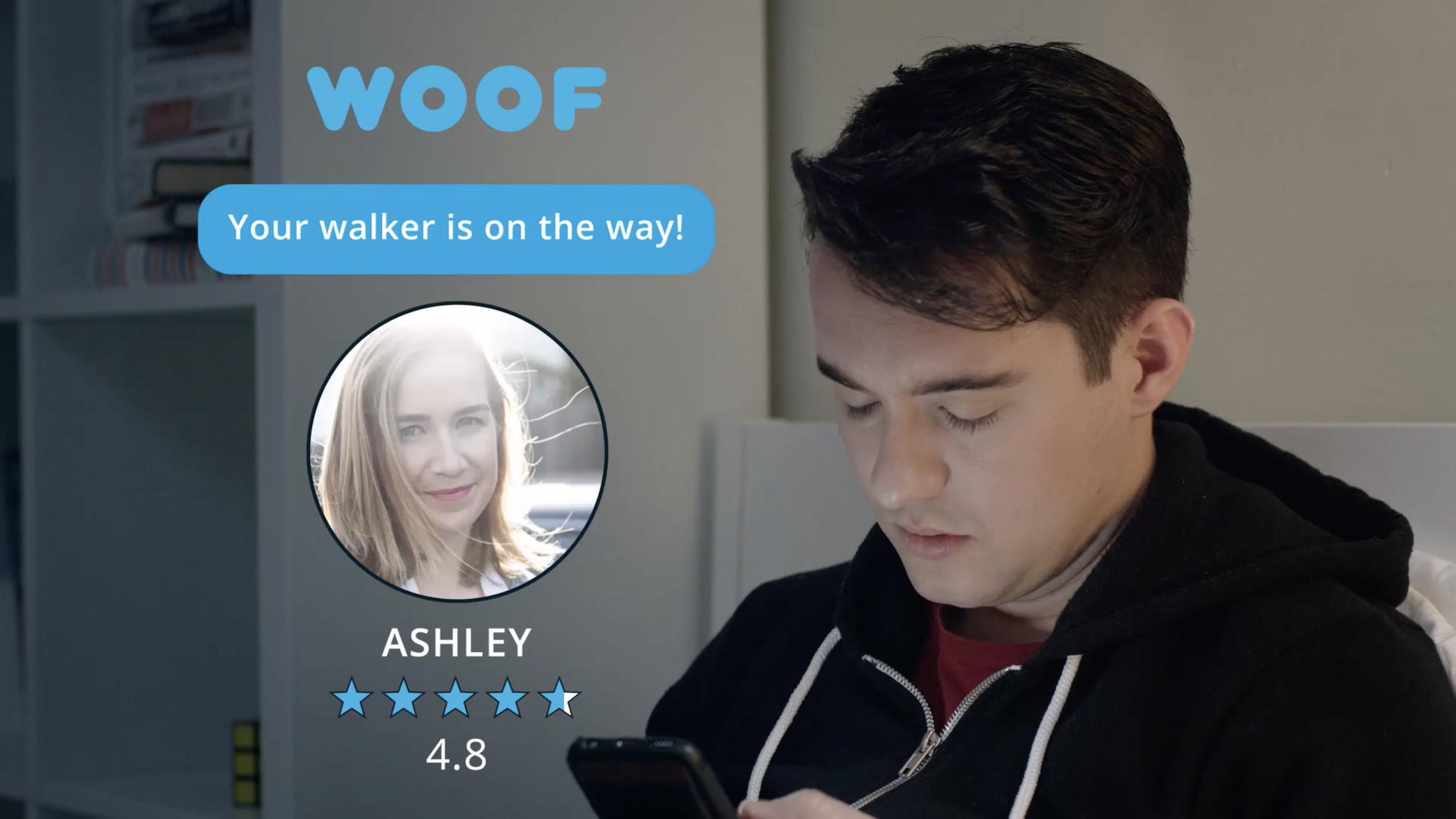 """""""WOOF"""" walker request interface"""