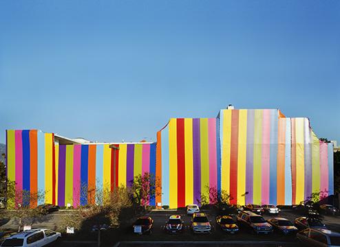 Susan Silton art installation