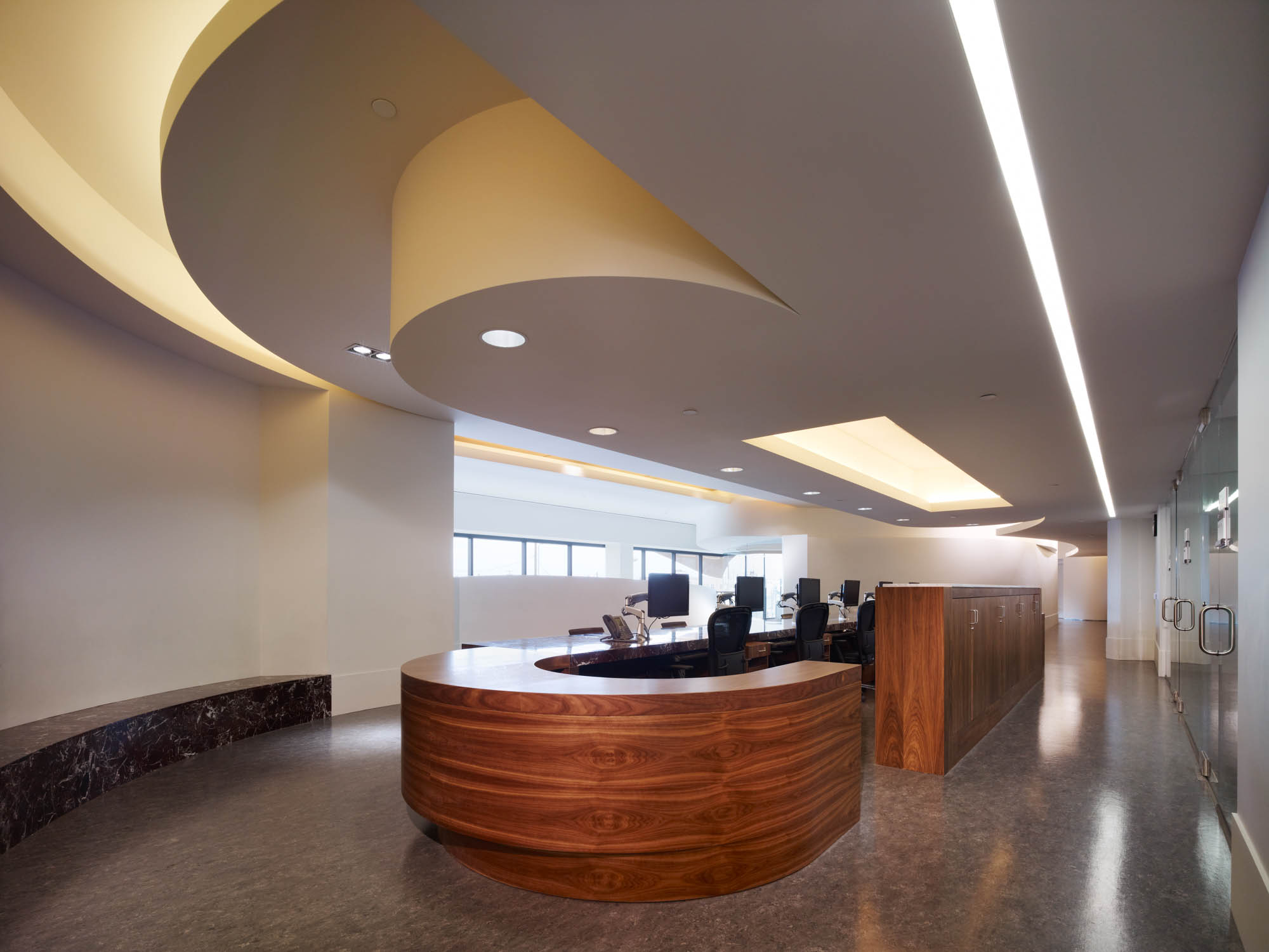 Student Services Administration Building financial services desk