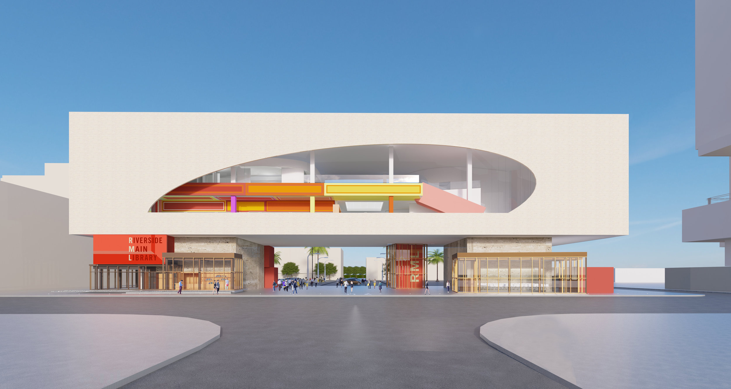 Riverside Main Library