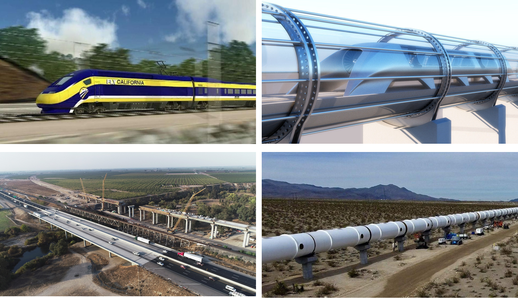 IT'S NOT THE TECHNOLOGY, STUPID Elon Musk and his team at Hyperloop (the technology of which is at least 200 years old) don't get that the challenges of a transportation system are less technological then they are societal, governmental and political. The challenges facing the bullet train aren't flawed technology, but rather logistical having mostly to do with property ownership and civil engineering.