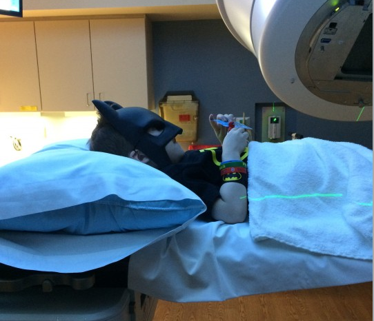 jack (2011-2016)  Jack is the definition of a Hero. He was diagnosed with neuroblastoma at the age of two and showed up everyday ready to battle in his cape and superhero masks. We continue to honor  Jack's Journey  and the bravery he represents.