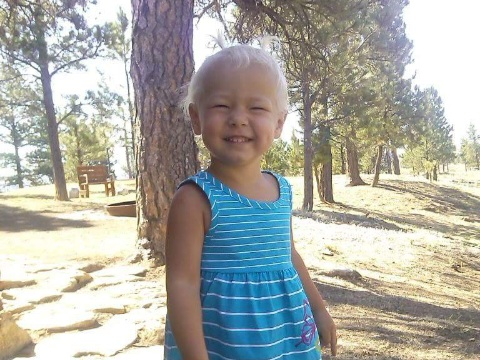 "Serenity ""Blueberry"" (2016-2019)  Serenity (aka Blueberry) was diagnosed with stage 4 Neuroblastoma on February 08th of 2017. Blueberry was declared NED on March 27, 2018. Feb. 2017-March 2018, she relocated from Montana to Salt Lake City then to Denver and finally to Maine to be closer to MSKCC in Manhattan, New York in an effort to save her life. On August 14th we received devastating news that Blueberry had relapsed and there was tumor in her brain. On October 24th of 2018, Blueberry was put on hospice and passed away March of 2019."