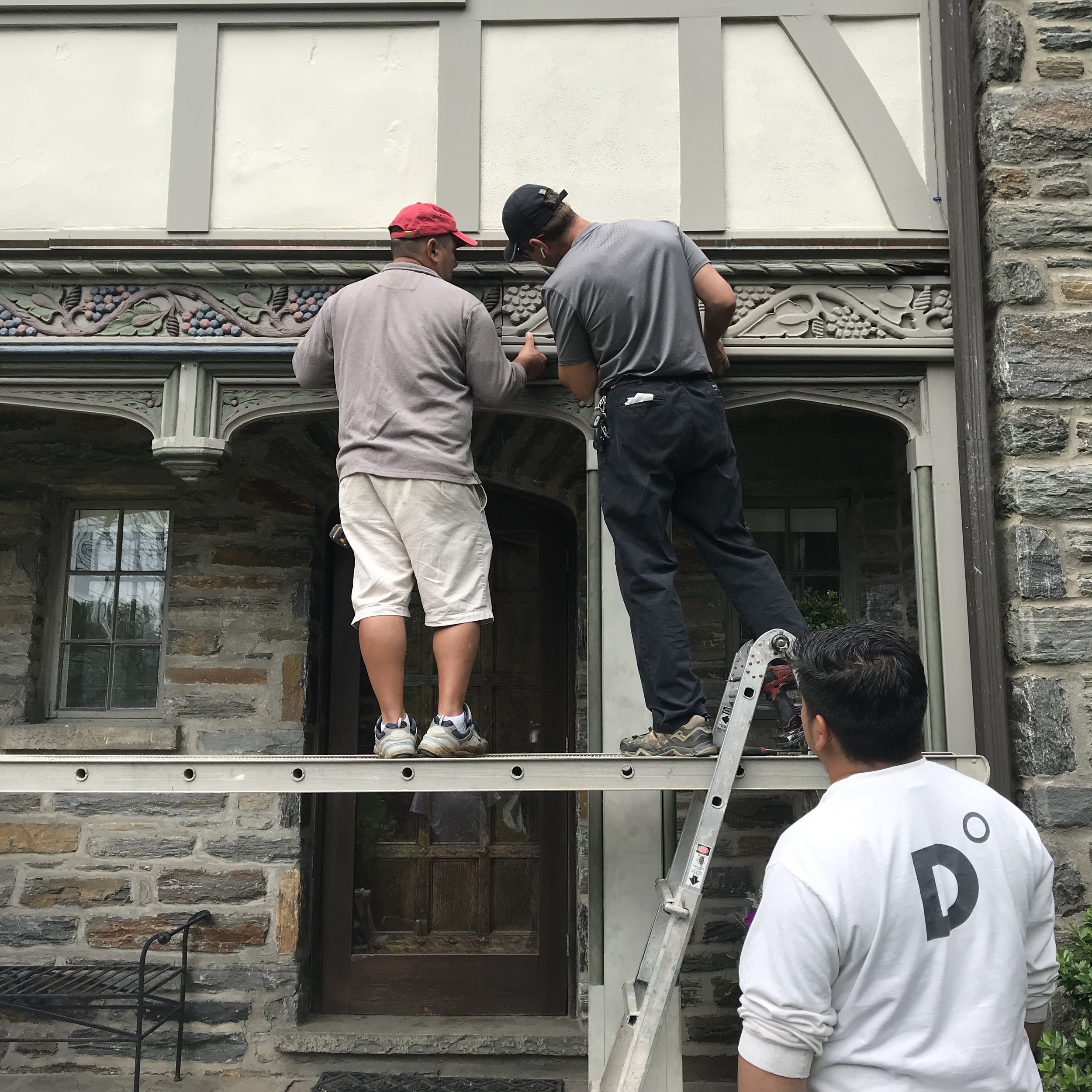 Ornemental cornice molding replacement.Note: we'll be adding a description shortly.