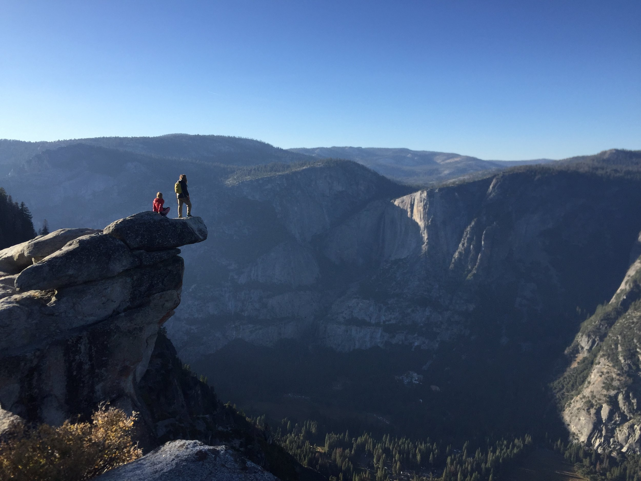 Yosemite National Park, September 2017