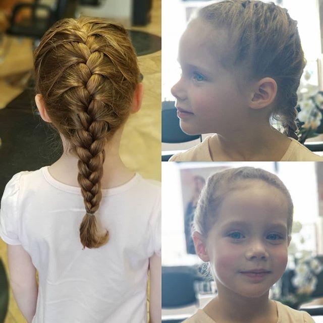 French Braids by Atika😍! #frenchbraids #calabasas #adorable #malibu #kidshairstyle #woodlandhills #agourahills #hairsaloncalabasas #hairstylistcalabasas #hiddenhills