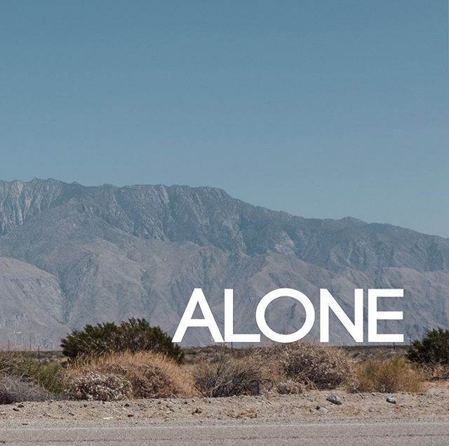 Alone - Series Teaser ***link to full trailer in bio. -Created and written by @serindaswan - Directed by: @nateleenc  and @michelborden - DP: @michelborden -Editor: @nateleenc . . . . . #filmmaking #filmmaker #director #cinematography #desert #joshuatree #serindaswan #triumphbonneville