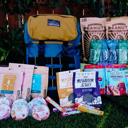 🏕️ SUMMER GIVEAWAY 🏕️ School is out, the weather is fine and that means it's time to pack up your gear and get outside for some back-to-earth bonding time with the ones you love 💚 We've teamed up with some fantastic brands to bring you at chance to win THE ULTIMATE snack pack (quite literally) for your summer adventures!  To enter: 🌲 Follow these pages:  @torieandhoward,  @outdoorproducts,  @cbs_nuts,  @mushroomjerky & @mytrailfork 🥾 Tag your friends and tell us your favorite camping spot! 🔦 NOT REQUIRED: But we'd love if you shared this giveaway!  Giveaway ends 6/6/19 at 11:59pm pacific. This giveaway is in no way sponsored or administered by Instagram. You must be 18+ years of age and a resident of the U.S. to enter.