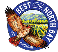 Bohemian - Best of the North Bay 2019