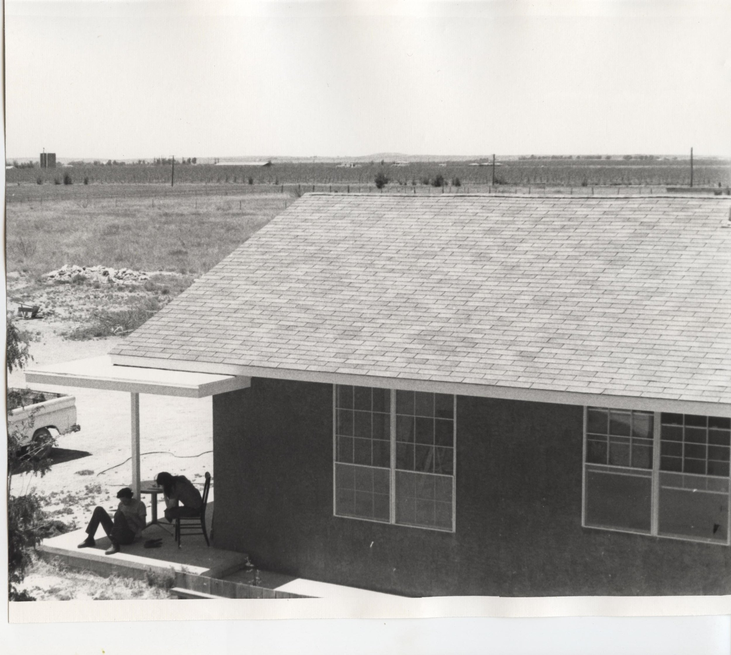 House F early days looking SW.jpg