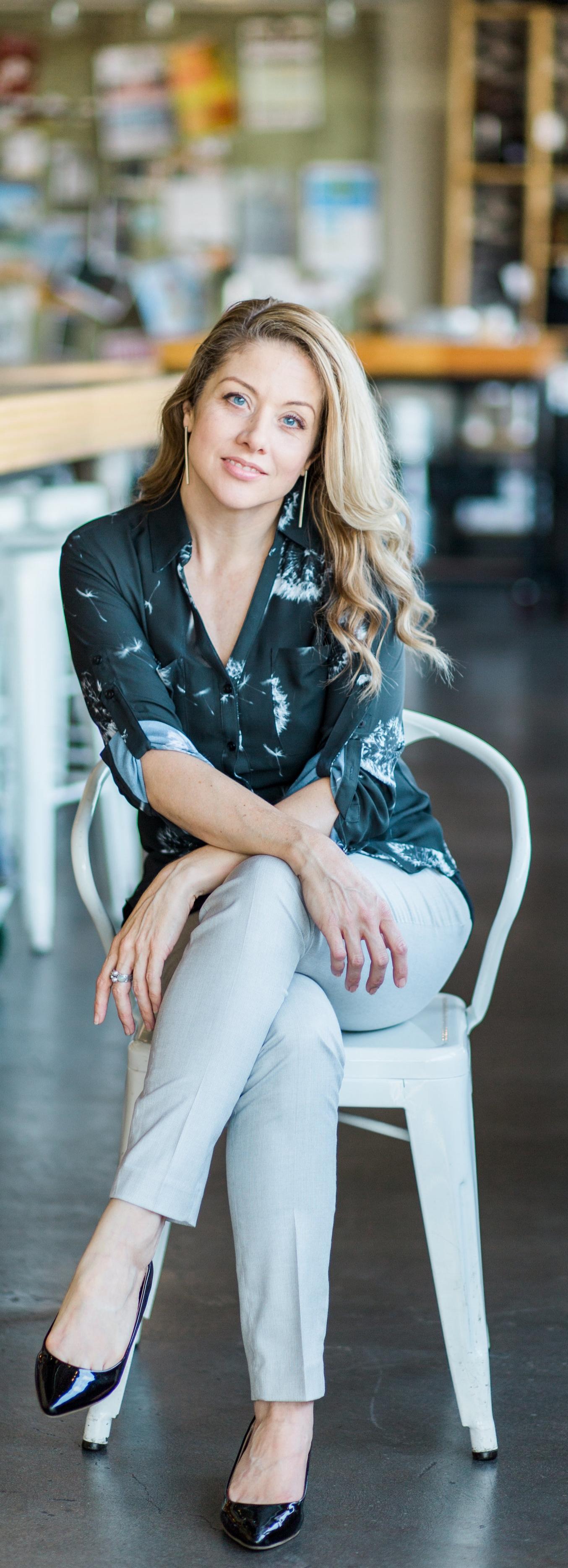Melinda McMillan, AIA&ASLA  Element Studio, LLC