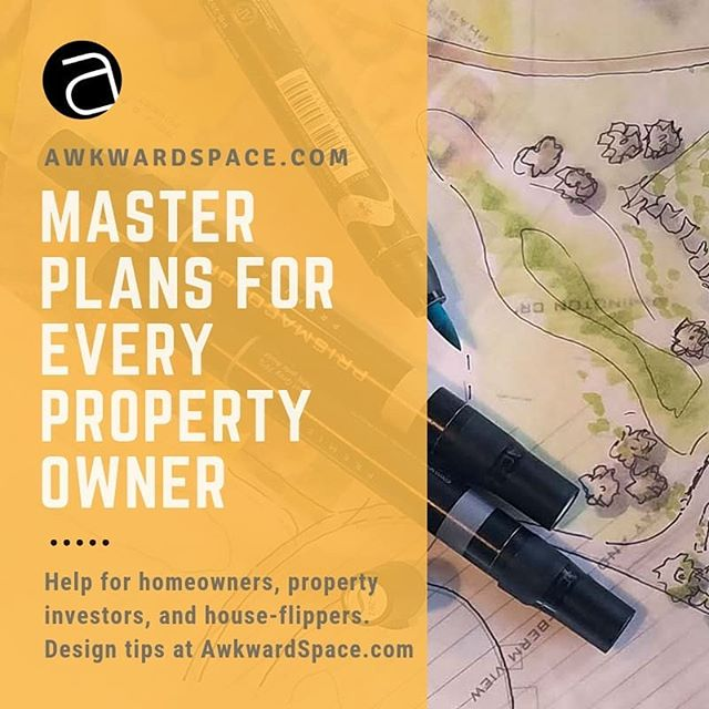 Every property needs a plan to stay on track with the big vision in increments that fit your time and budget. More tips on our site. #propertyinvesting #diy #homebuyers #houseflipping #masterplan