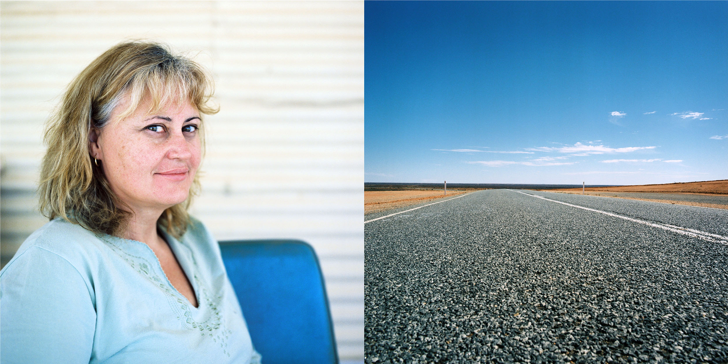 Robyn, Broken Hill, NSW.