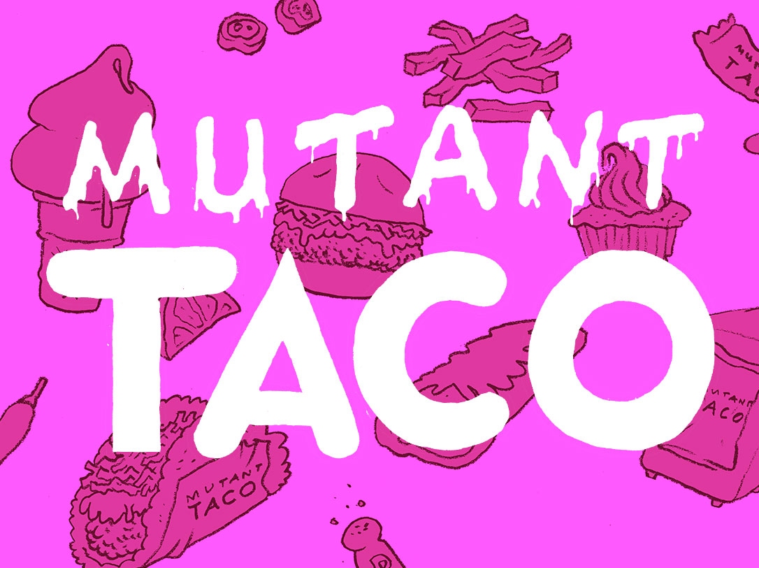 An animated sci-fi series about true love, class warfare and fast food.