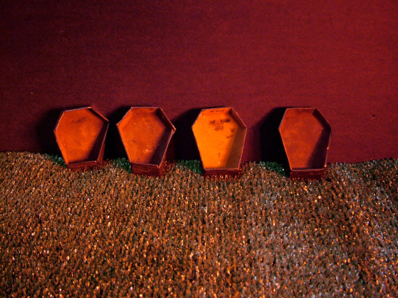 Zero Zones: Coffins
