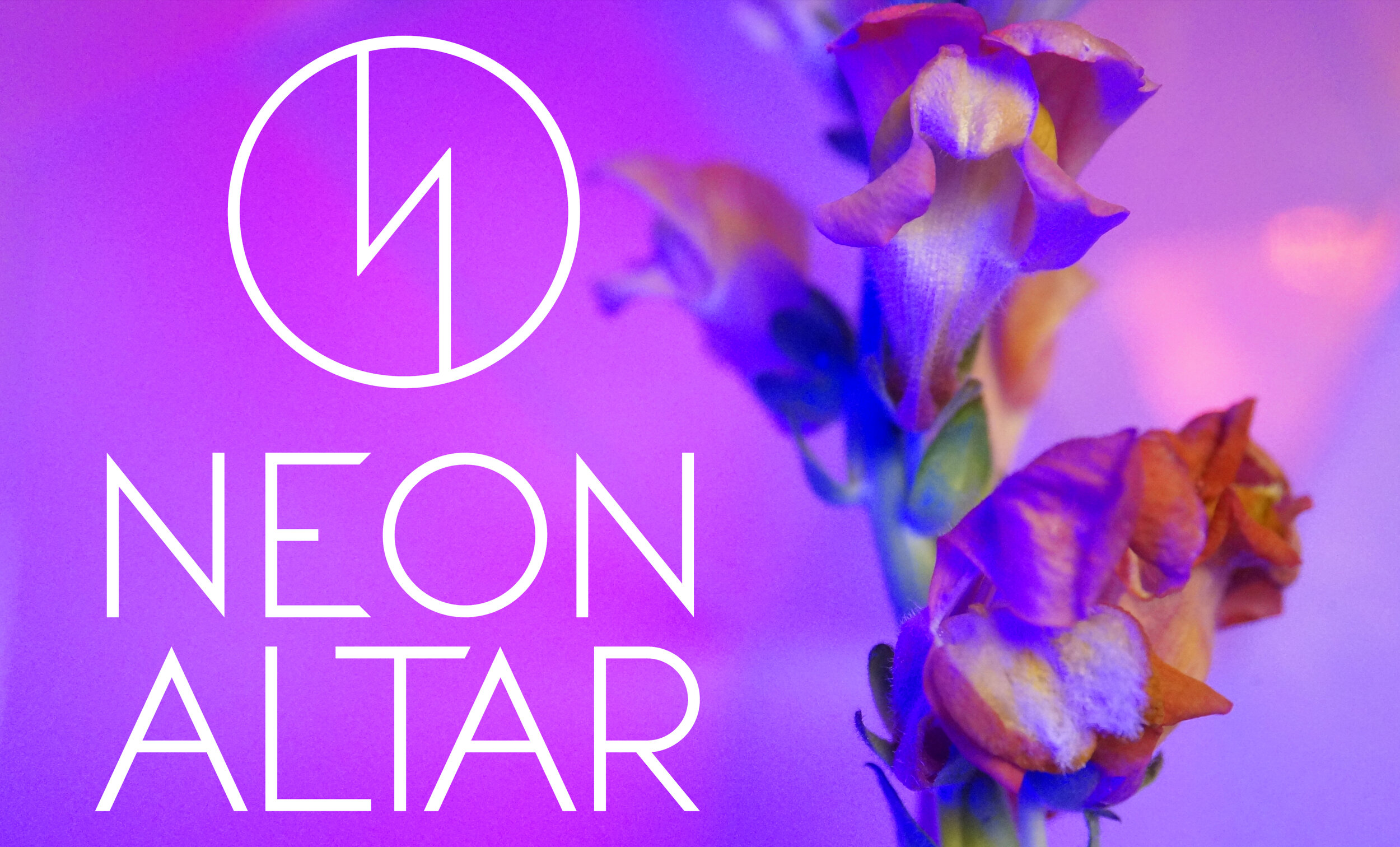 Online since October 2017, - Neon Altar's goals are to…1.) seek, create, and share effective ritual tools,2.) foster education & discovery, and3.) create a witchcraft-focused community.