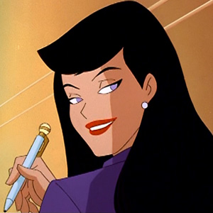 Lois Lane from Superman: The Animated Series
