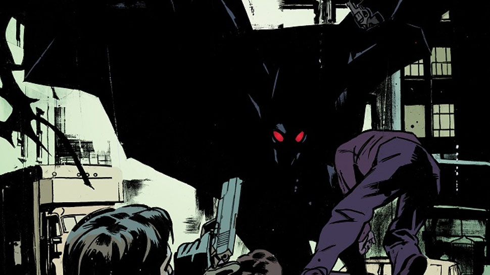 Batman: Creature of the Night #3  is this series' best issue yet.