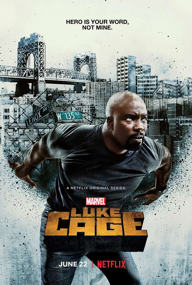 Luke Cage  season 2 ranks as the best  Marvel Netflix  show since  Jessica Jones  season 1.