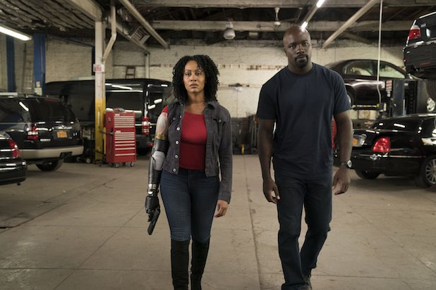 As Luke moves further away from supporting the system, Misty Knight ultimately continues to embrace it.