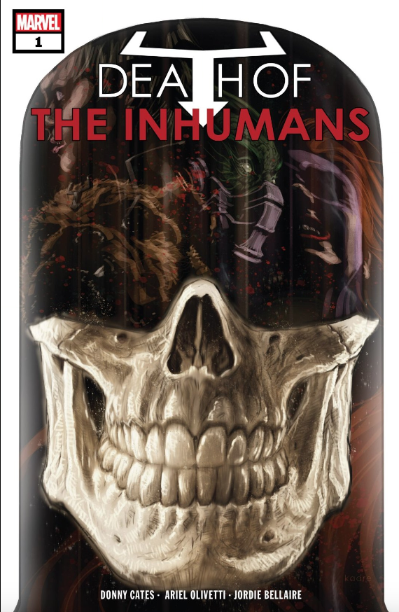 Be afraid for all your favorite Inhumans...be very afraid.