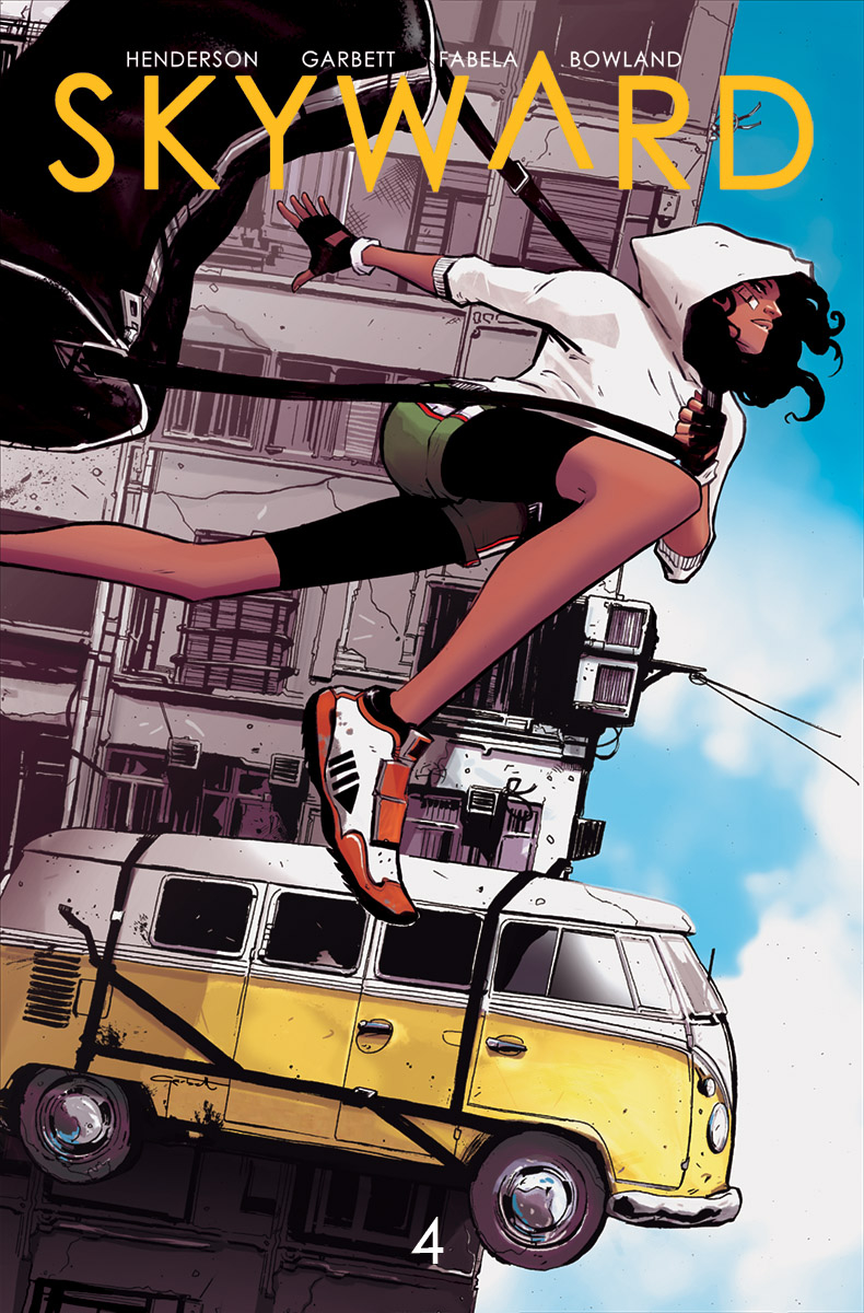 Skyward #4  is out July 18.