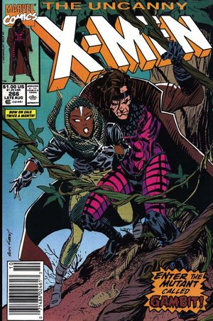 It would have been hard to predict at the time that  the mutant called Gambit! would both enter and stay.