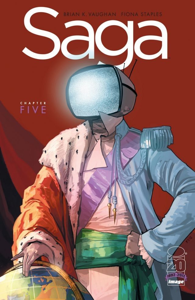 The death of Prince Robot IV in  Saga #53  seemed to suggest the following issue would be more about repercussions than the loss of another major character.