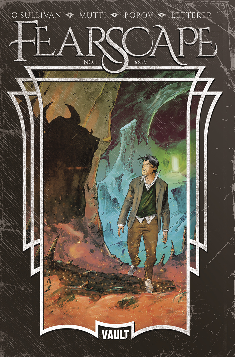 Fearscape #1  is out Sept. 26, 2018.