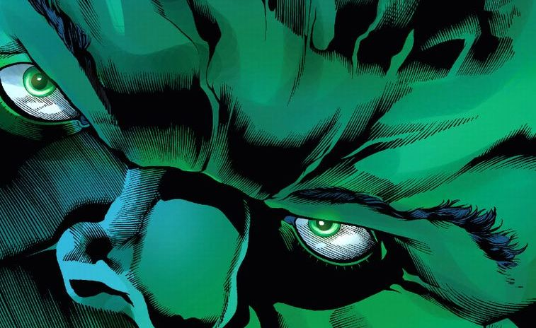 Al Ewing and Joe Bennett's  Immortal Hulk  is one of the best horror-mystery books today.