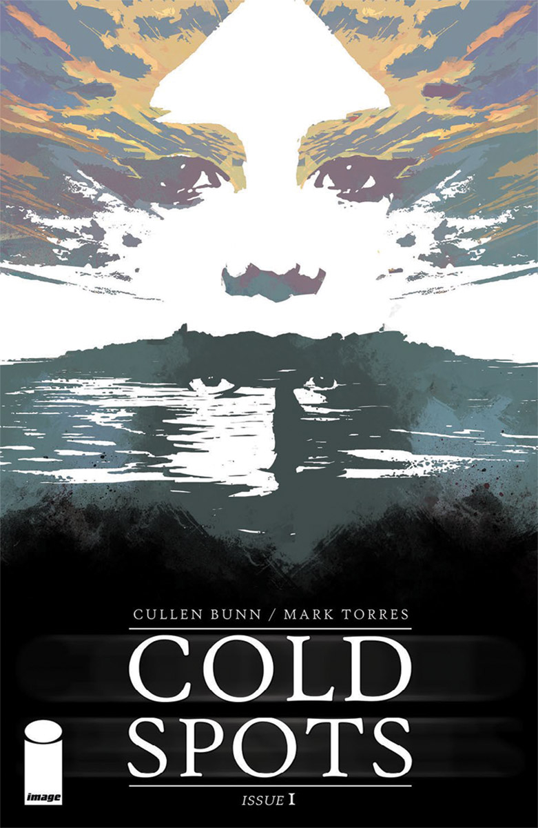 Cold Spots #1  is out Aug. 22, 2018.