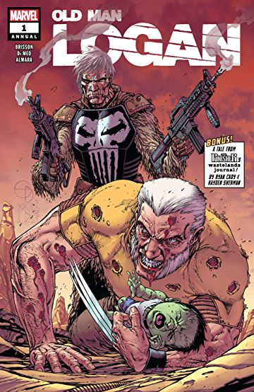 Old Man Logan Annual #1  is now available.