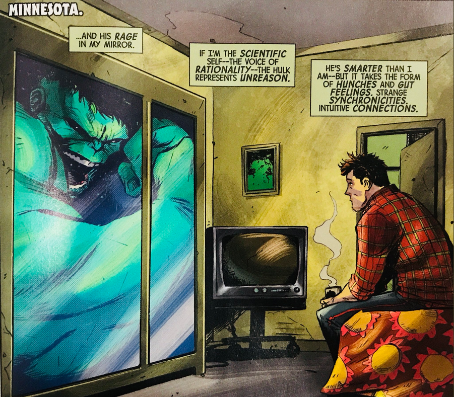 Immortal Hulk #6,  with guest artist Lee Garbett, is out now.
