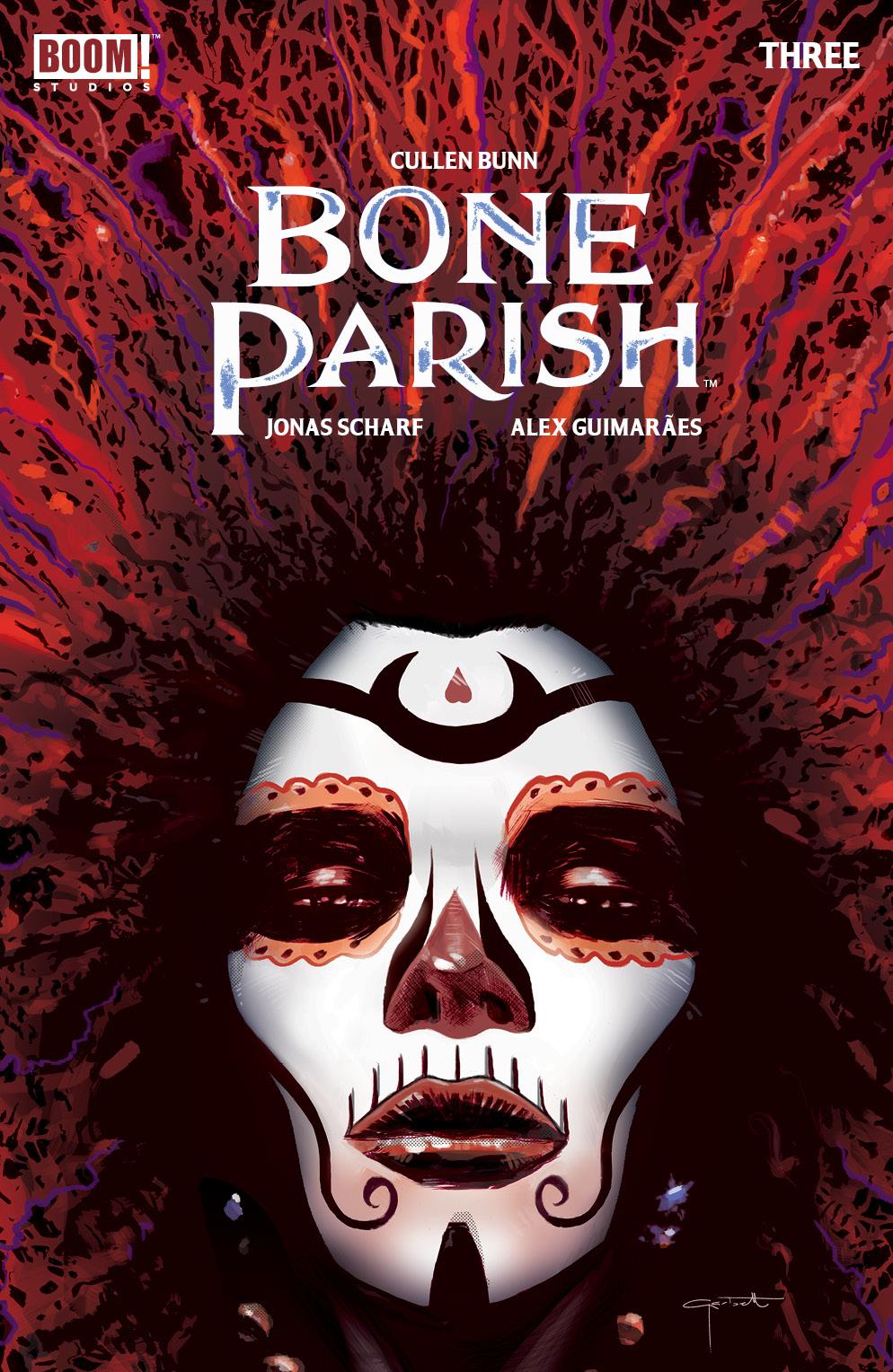 Bone Parish #3  is out 9/26.