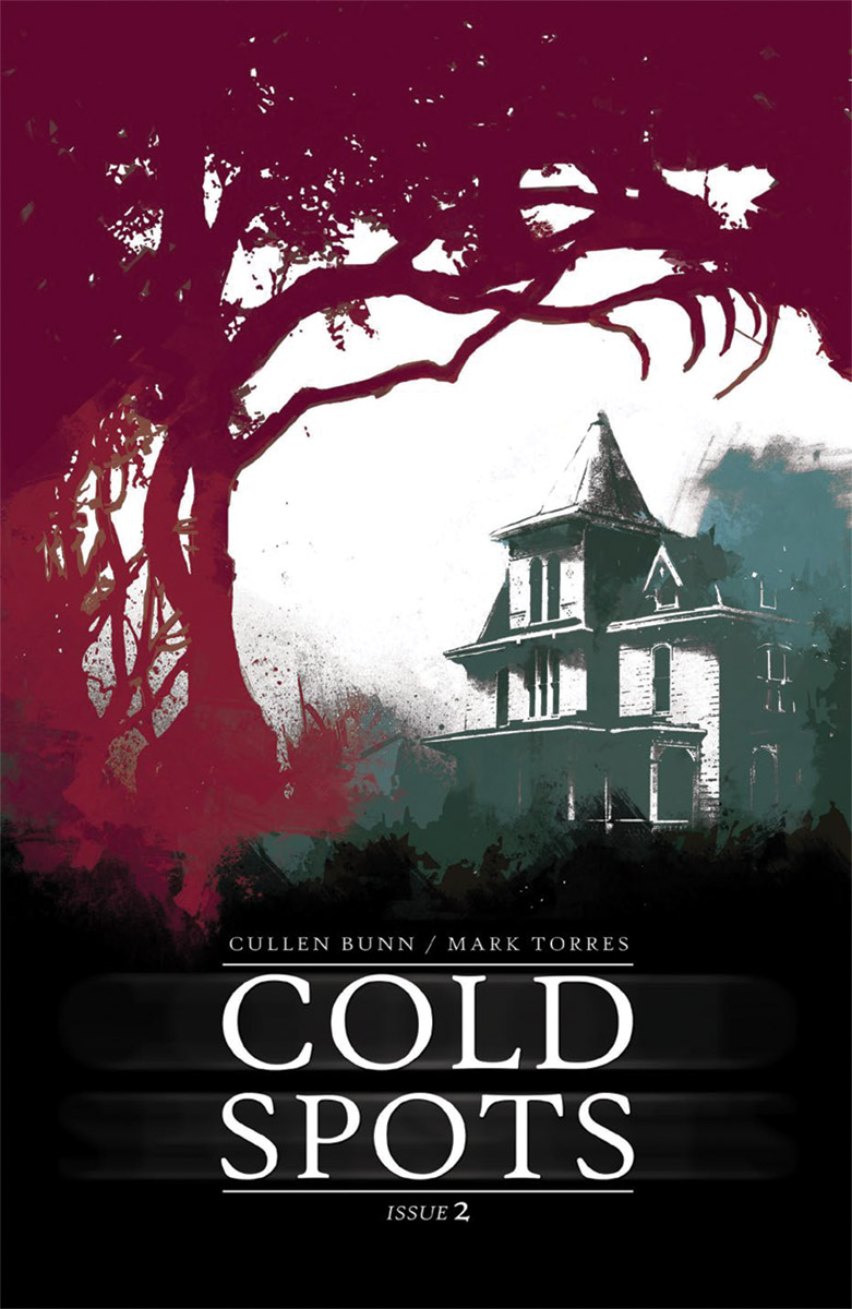 Cold Spots #2  is out 9/26.