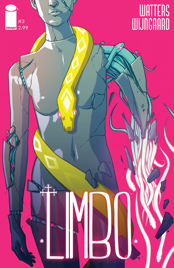 Limbo #3  by Casper Wijngaard.