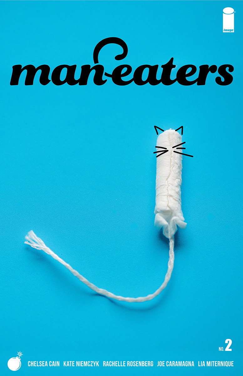 Man-Eaters #2  is out 10/31.