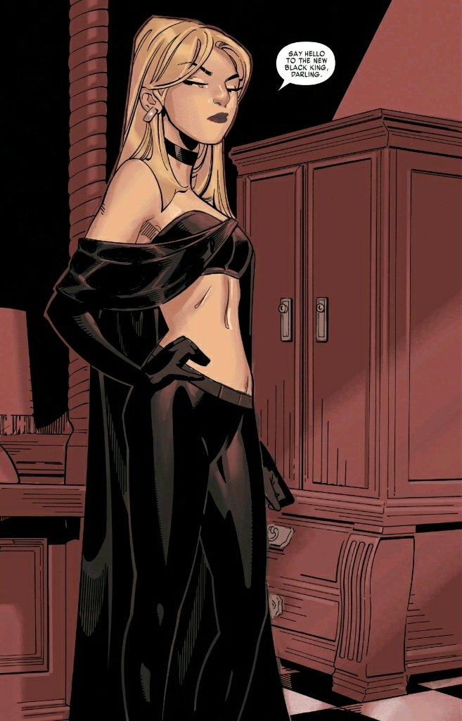 Hell-ooo, indeed. (Art by Chris Bachalo.)